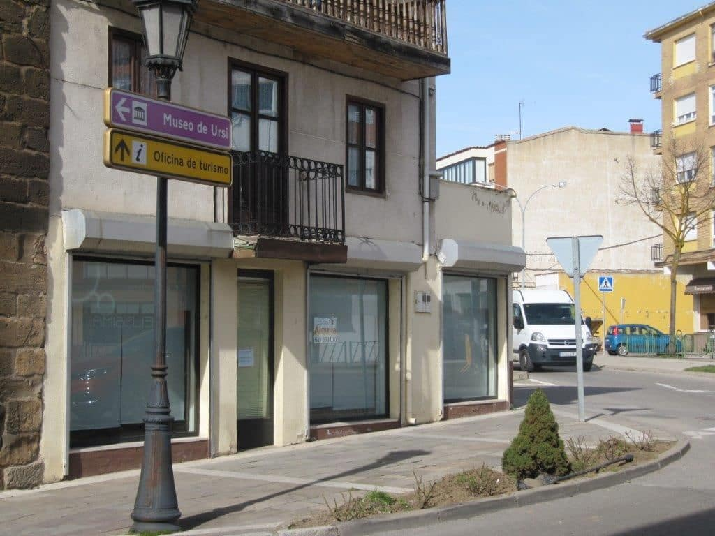 Commercial for rent in Aguilar de Campoo - € 350 (Ref: 5386692)