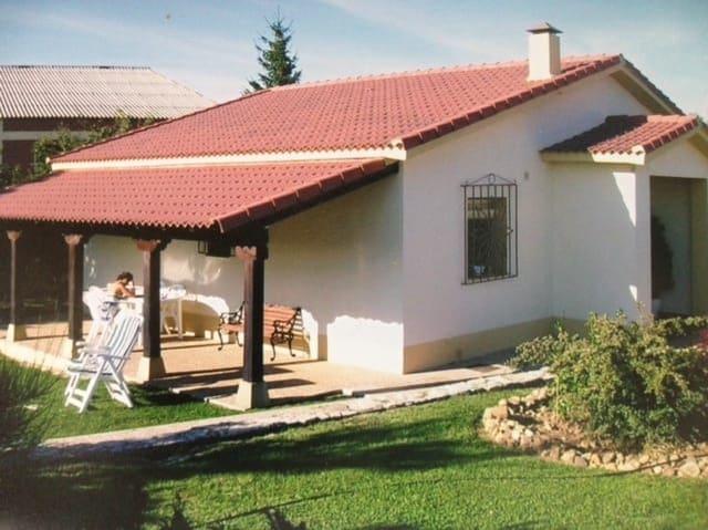 3 sypialnia Dom szeregowy na sprzedaż w Calahorra de Boedo z garażem - 118 000 € (Ref: 5443269)