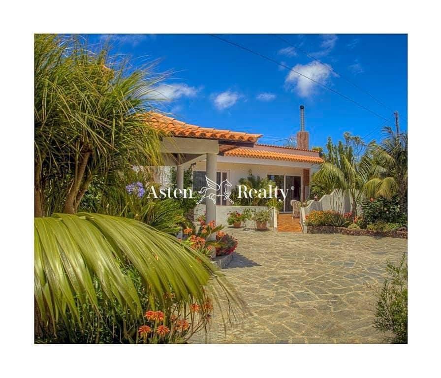 4 soveværelse Byhus til salg i El Tanque - € 480.000 (Ref: 5764572)