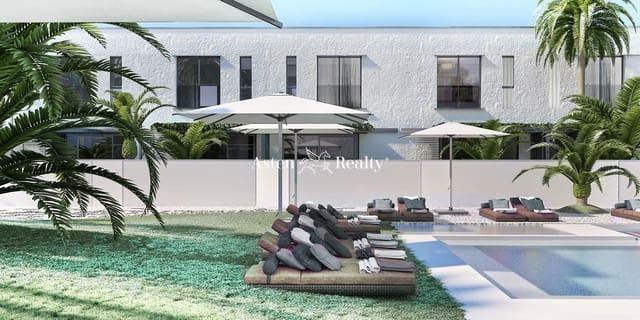 3 chambre Maison de Ville à vendre à El Medano avec piscine garage - 280 000 € (Ref: 5764650)