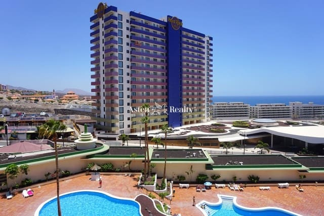 2 bedroom Flat for sale in Playa Paraiso with pool - € 170,000 (Ref: 5764738)