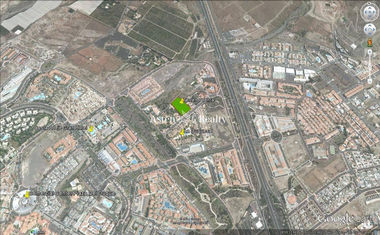 Undeveloped Land for sale in Adeje - € 20,000,000 (Ref: 5764870)