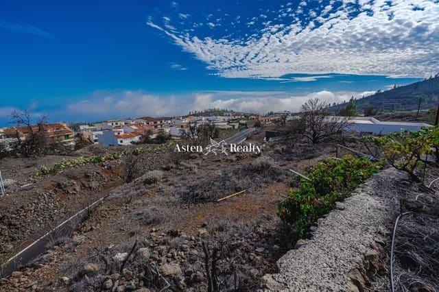 Grunde uden byggetilladelser til salg i Vilaflor - € 79.000 (Ref: 5764920)