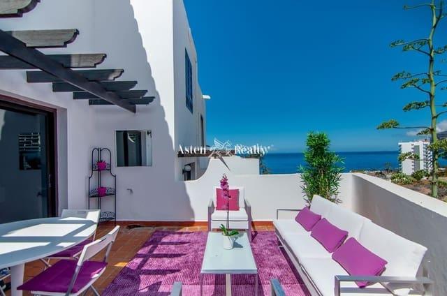 2 sovrum Bungalow till salu i Santiago del Teide med pool - 299 000 € (Ref: 5764946)