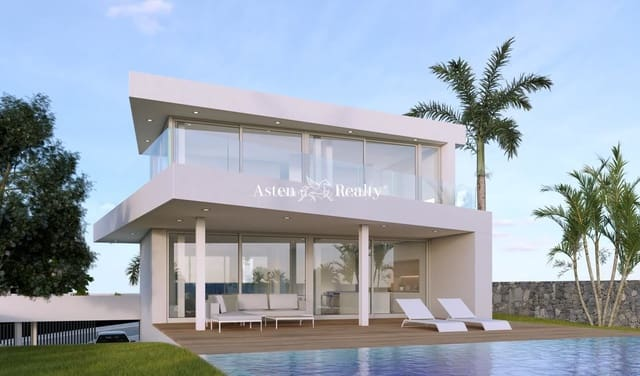 4 chambre Maison de Ville à vendre à Guia de Isora avec piscine - 2 500 000 € (Ref: 5765024)