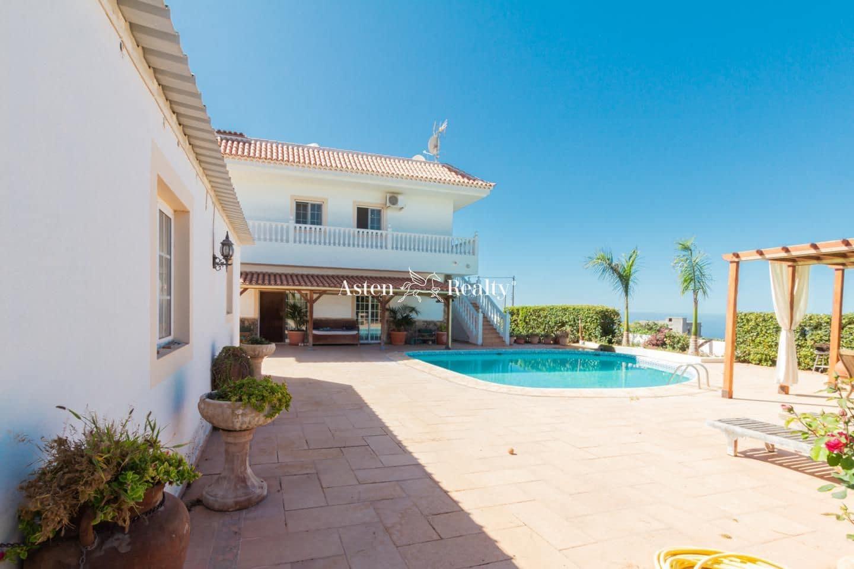 6 soverom Hus til salgs i Vera de Erques med svømmebasseng - € 950 000 (Ref: 5823685)