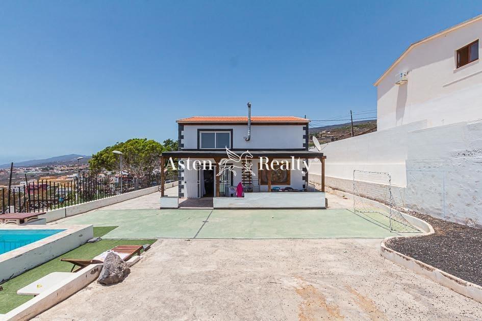6 sypialnia Dom na sprzedaż w Acojeja z basenem - 445 000 € (Ref: 5823688)