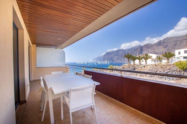 2 makuuhuone Kattohuoneisto vuokrattavana paikassa Puerto Santiago mukana uima-altaan - 1 100 € (Ref: 6008654)