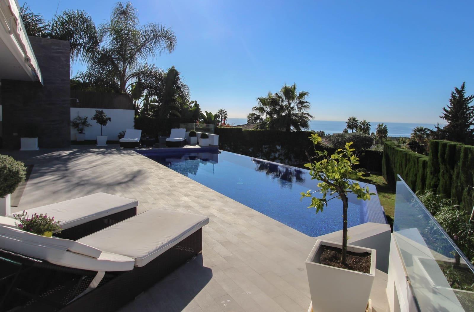 5 bedroom Villa for sale in Marbella with pool - € 2,950,000 (Ref: 4823809)