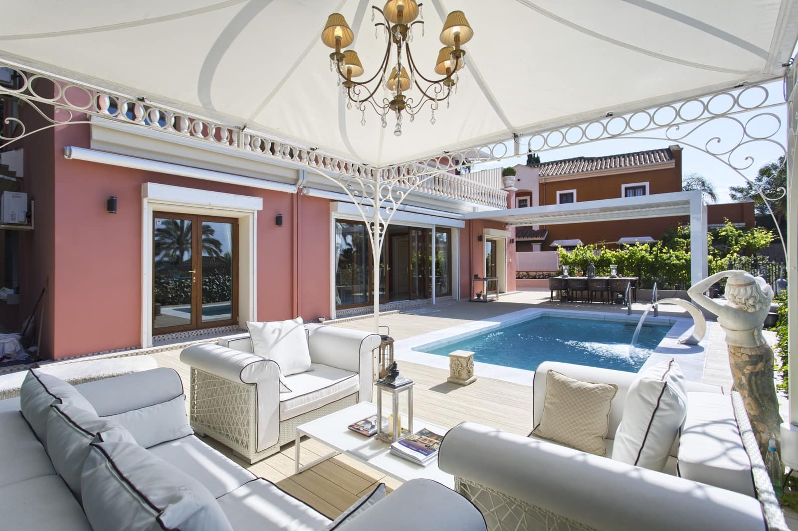 4 bedroom Villa for sale in Marbella with pool - € 1,495,000 (Ref: 4823827)