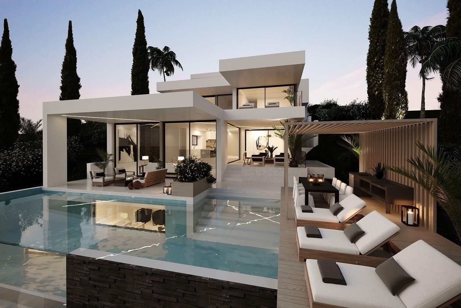 6 bedroom Villa for sale in Marbella with pool - € 1,249,000 (Ref: 4925082)