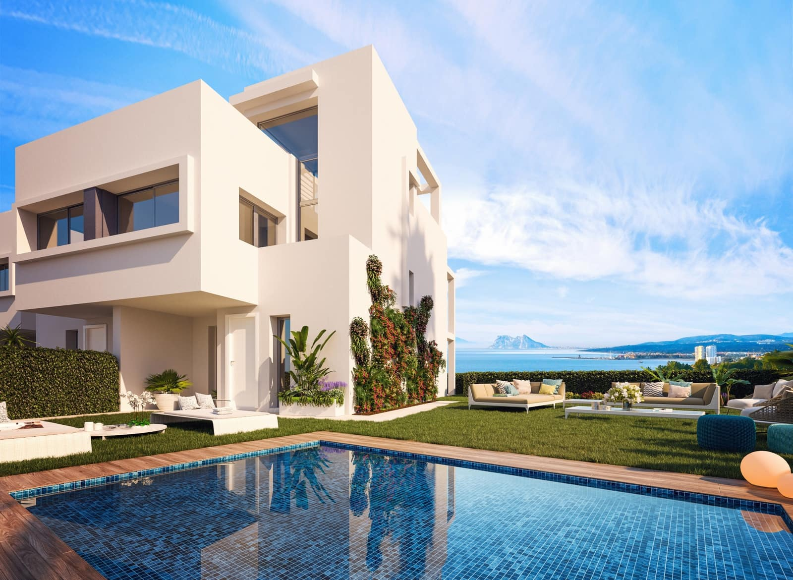 3 bedroom Townhouse for sale in Manilva with pool - € 345,000 (Ref: 4995246)