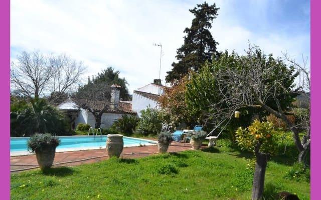 Chalet de 6 habitaciones en San Pablo de Buceite en venta con piscina - 800.000 € (Ref: 4800522)