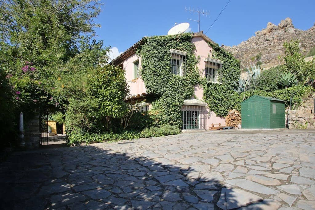 6 chambre Villa/Maison à vendre à Jimena de la Frontera avec piscine - 585 000 € (Ref: 5779181)