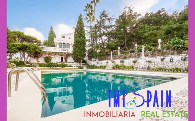 9 soveværelse Finca/Landehus til salg i Algeciras med swimmingpool garage - € 1.550.000 (Ref: 5779196)