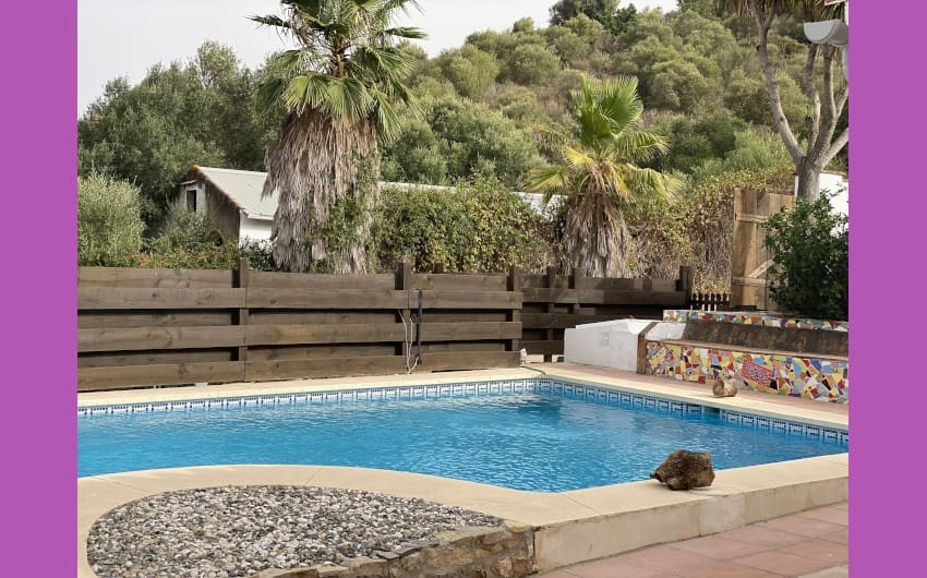 3 bedroom Semi-detached Villa for sale in Jimena de la Frontera with pool - € 249,950 (Ref: 6324665)