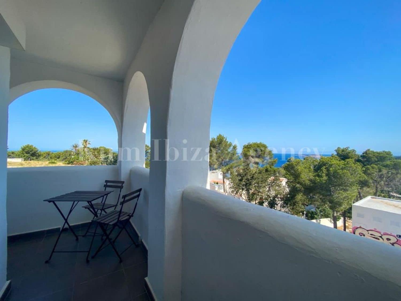 1 sovrum Lägenhet att hyra i San Jose / Sant Josep de Sa Talaia med pool - 1 250 € (Ref: 5364115)