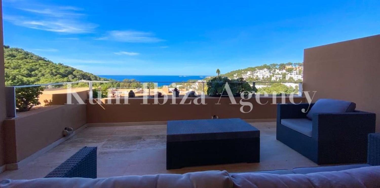 2 sovrum Hus att hyra i San Jose / Sant Josep de Sa Talaia med pool - 2 300 € (Ref: 5927376)