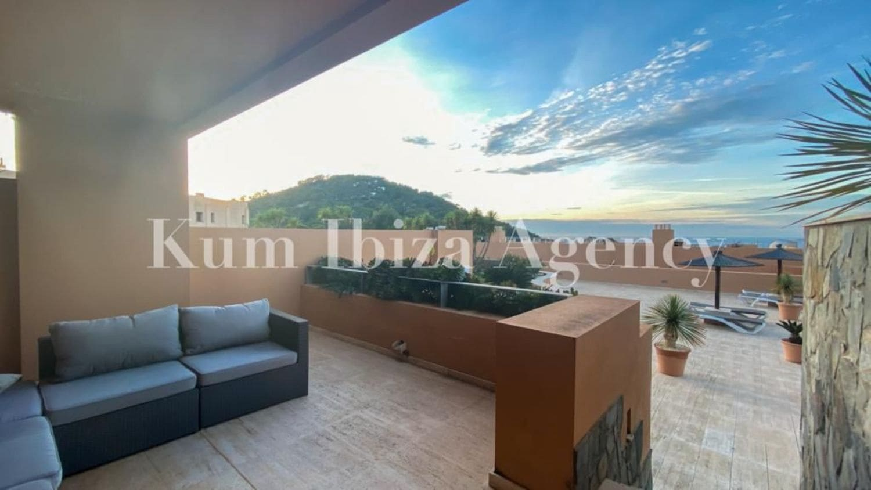 2 soveværelse Byhus til leje i San Jose / Sant Josep de Sa Talaia med swimmingpool - € 2.300 (Ref: 5927376)