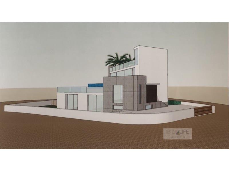Bauplatz zu verkaufen in Ibiza / Eivissa Stadt - 700.000 € (Ref: 4990946)