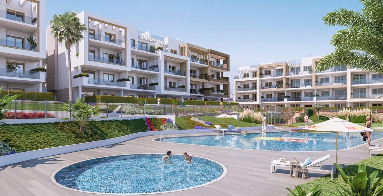 Apartamento de 2 habitaciones en Orihuela en venta con piscina garaje - 172.700 € (Ref: 4960099)