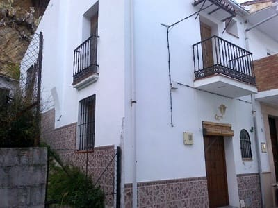 2 bedroom Townhouse for sale in Algatocin - € 75,000 (Ref: 4606109)