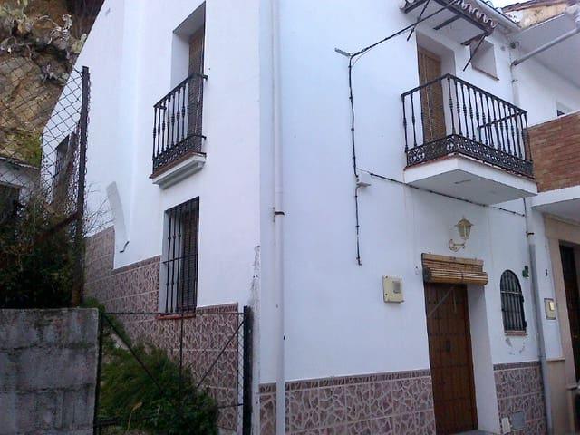 Casa de 2 habitaciones en Algatocín en venta - 75.000 € (Ref: 4606109)