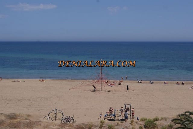 3 bedroom Apartment for holiday rental in Denia with pool - € 600 (Ref: 4066282)