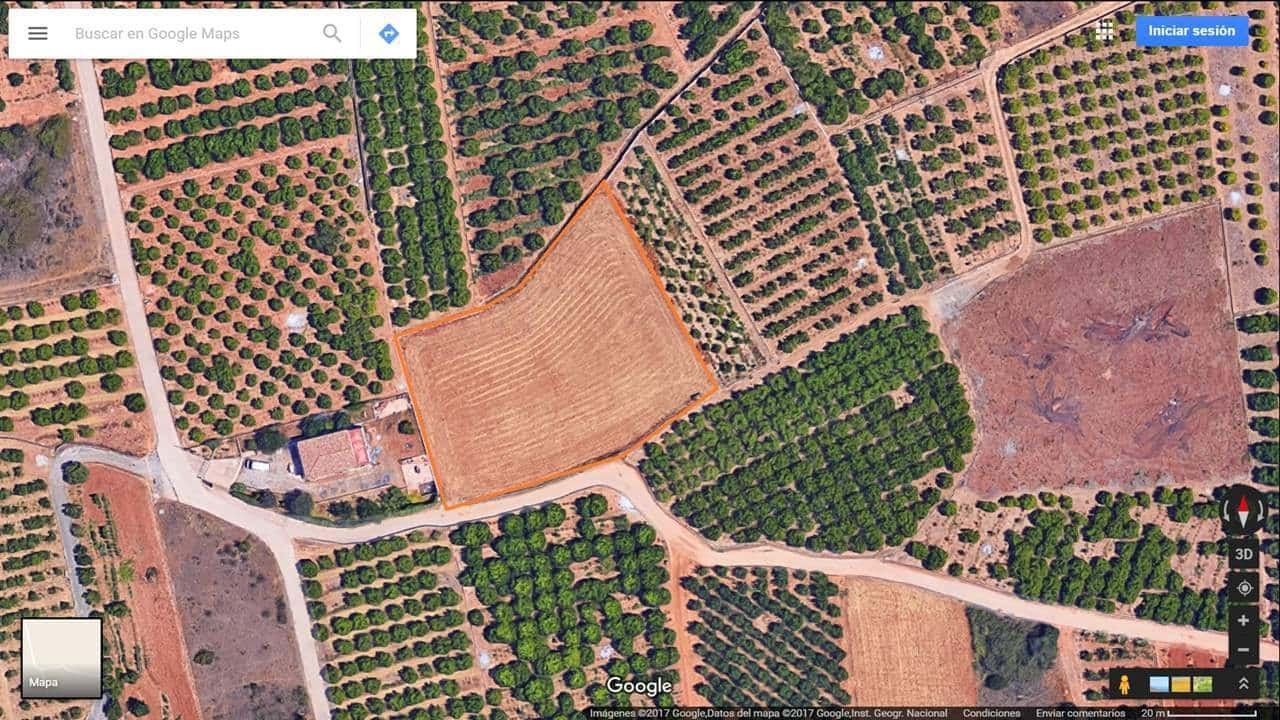 Terreno/Finca Rústica en Sanet i Negrals en venta - 23.000 € (Ref: 4066725)