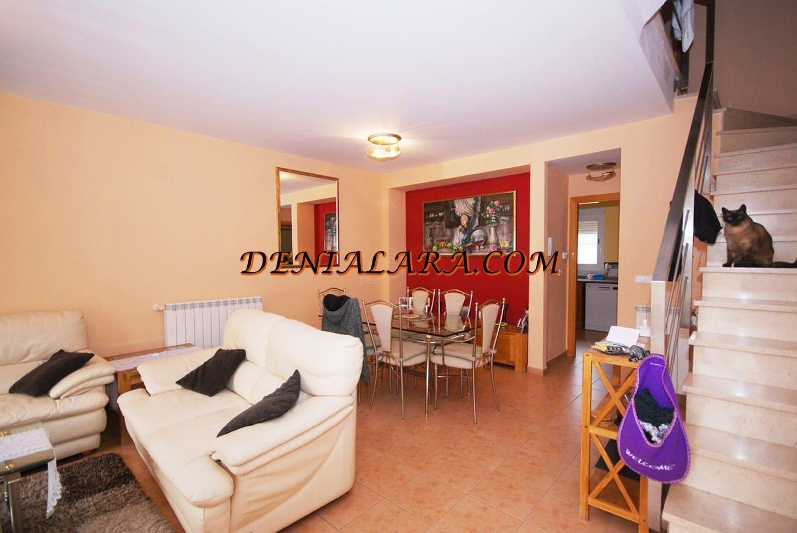 Casa de 4 habitaciones en Ondara en venta con garaje - 179.000 € (Ref: 4066732)
