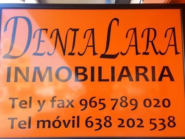 Empresa para arrendar em Ondara - 2 500 € (Ref: 4066759)