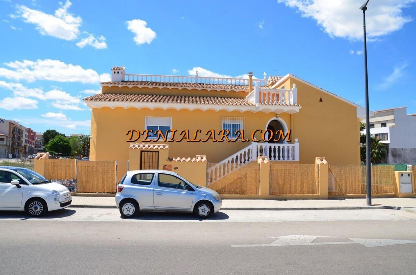 Chalet de 7 habitaciones en Ondara en venta con garaje - 189.000 € (Ref: 4266551)