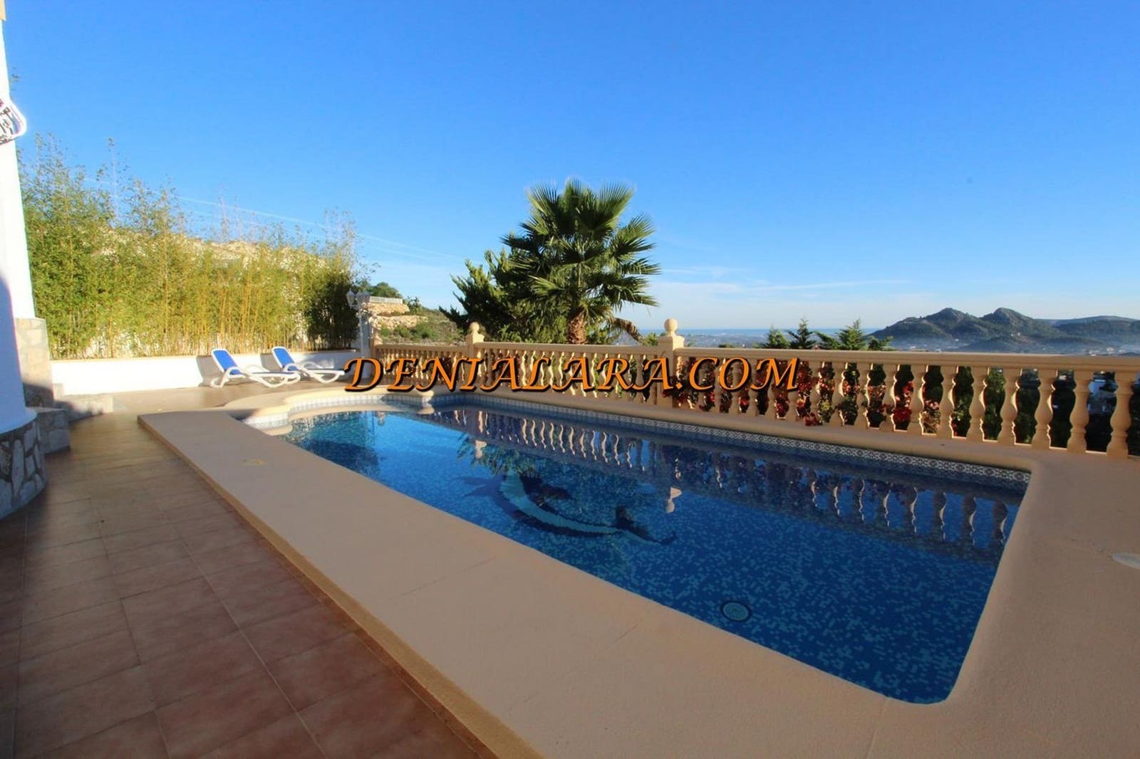 3 bedroom Villa for sale in Pedreguer with pool garage - € 290,000 (Ref: 4305402)