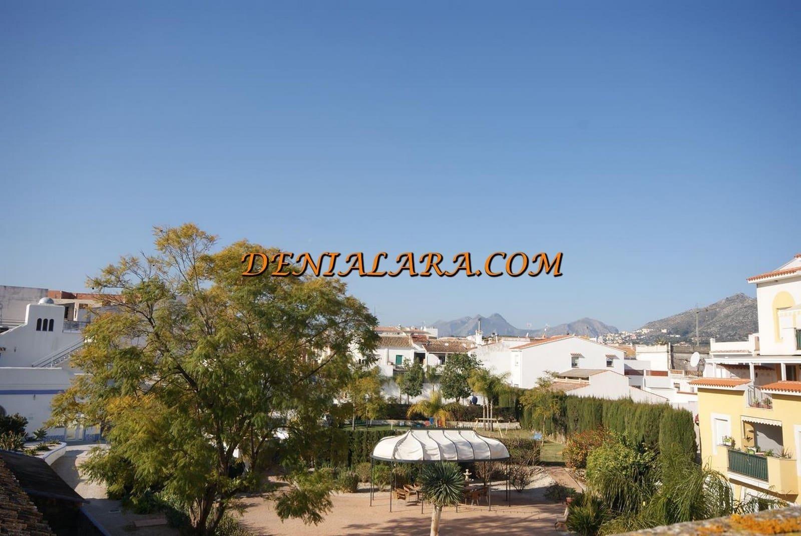 Apartamento de 3 habitaciones en Beniarbeig en venta con garaje - 157.500 € (Ref: 4542257)