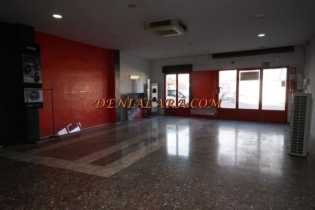 Empresa para arrendar em La Xara - 700 € (Ref: 4542259)