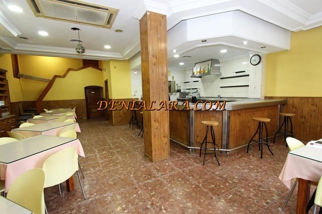 Restaurant/Bar à vendre à Denia - 210 000 € (Ref: 4542268)