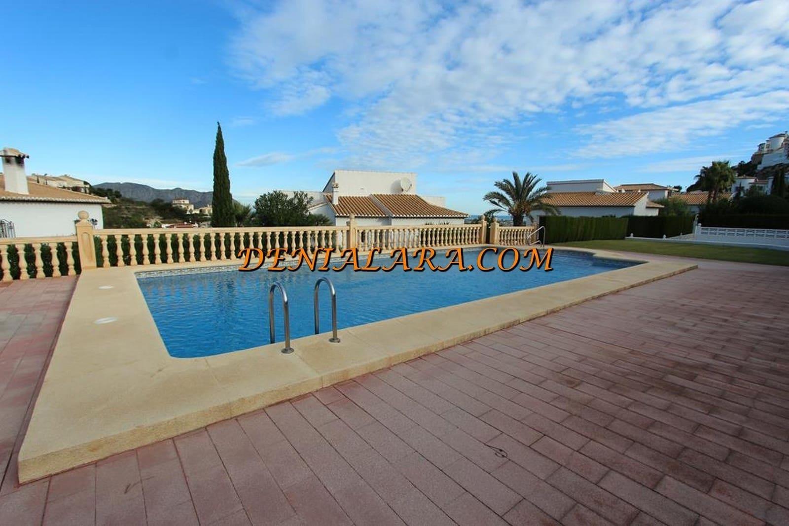 2 bedroom Villa for sale in Pedreguer with pool - € 229,000 (Ref: 4970292)