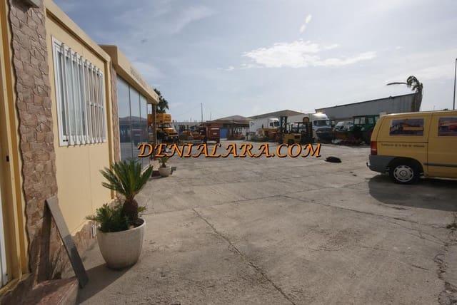 Grunde uden byggetilladelser til leje i El Vergel / Verger - € 1.500 (Ref: 5658378)