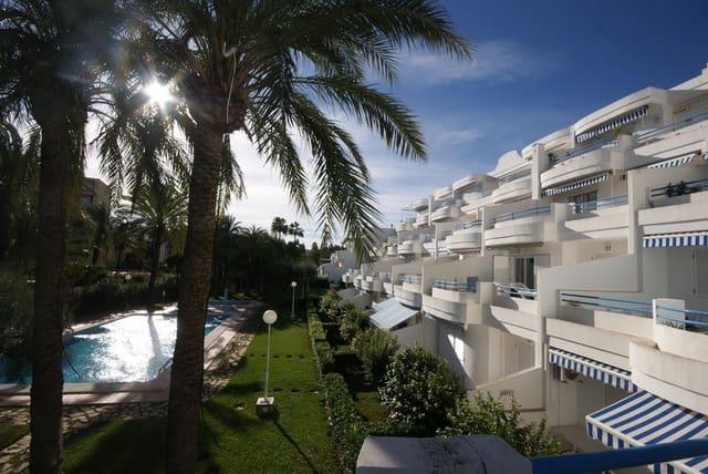 2 Zimmer Ferienapartment in Denia mit Pool - 450 € (Ref: 5842151)
