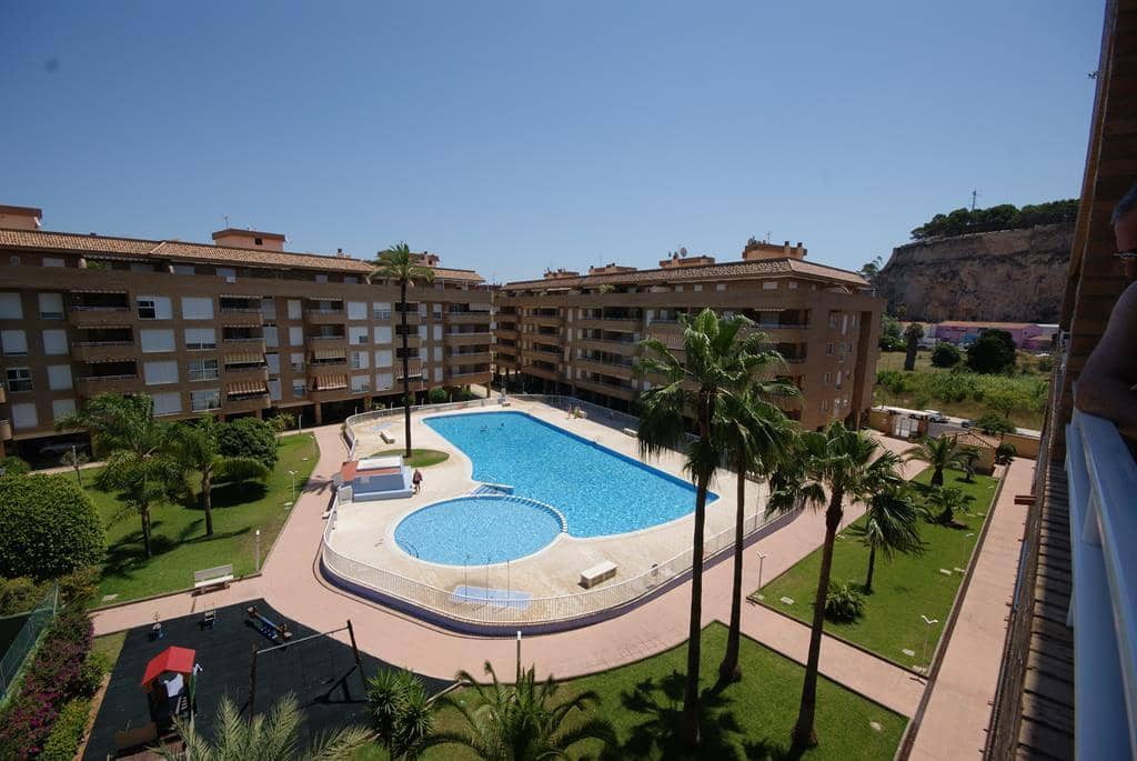 3 bedroom Apartment for holiday rental in Denia with pool garage - € 500 (Ref: 5842156)