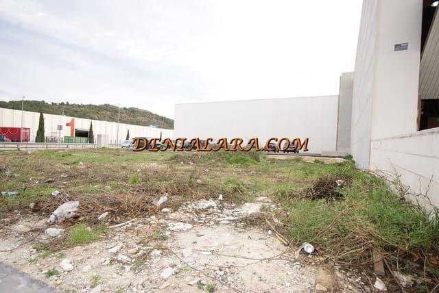 Byggetomt til leie i Pedreguer - € 1 000 (Ref: 5919009)