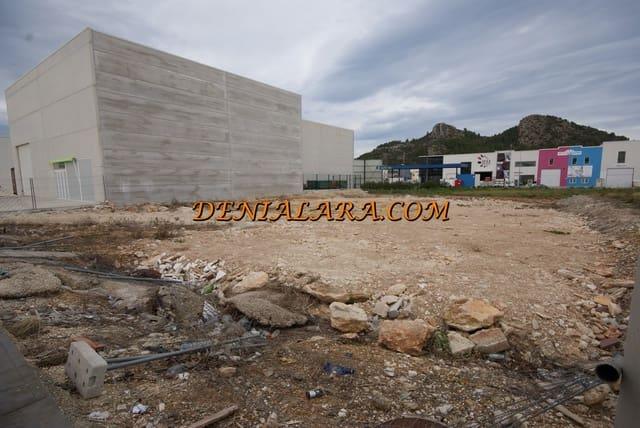 Byggetomt til leie i Pedreguer - € 1 500 (Ref: 5919024)