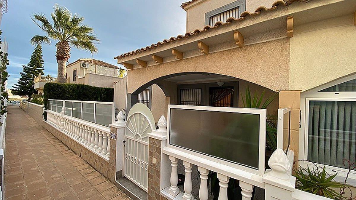 Adosado de 3 habitaciones en Playa Flamenca en venta con piscina - 148.000 € (Ref: 4995257)