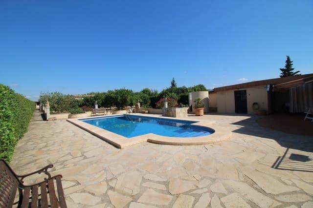 4 camera da letto Villetta Bifamiliare in vendita in Llucmajor con piscina - 450.000 € (Rif: 4271763)