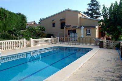 Chalet de 4 habitaciones en Turís en venta con piscina garaje - 230.000 € (Ref: 4813259)