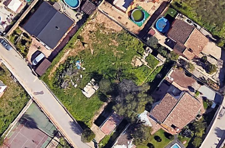 Bauplatz zu verkaufen in Monserrat - 130.000 € (Ref: 4828691)