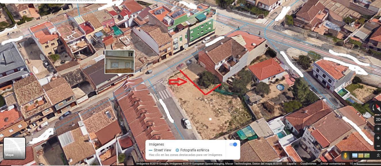 Bauplatz zu verkaufen in Monserrat - 70.000 € (Ref: 4831980)