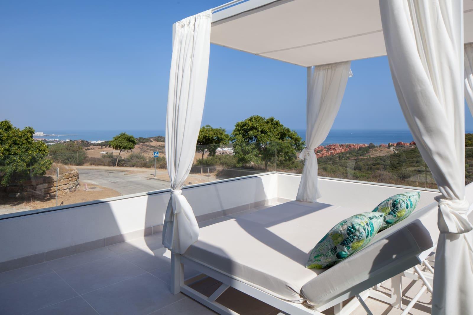 3 quarto Apartamento para venda em Casares com piscina - 625 000 € (Ref: 4058184)