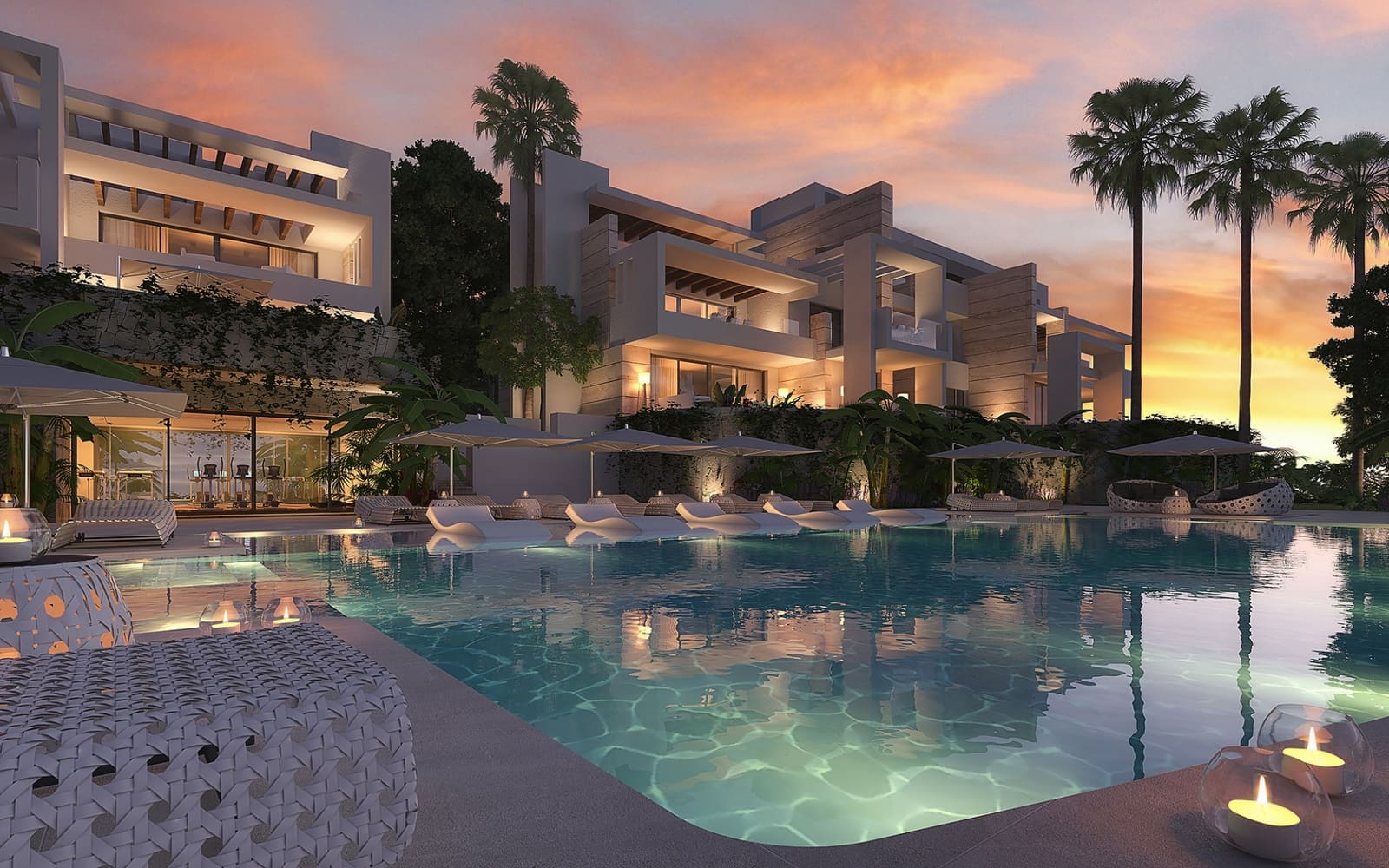 3 bedroom Apartment for sale in Marbella with pool garage - € 545,000 (Ref: 4233788)