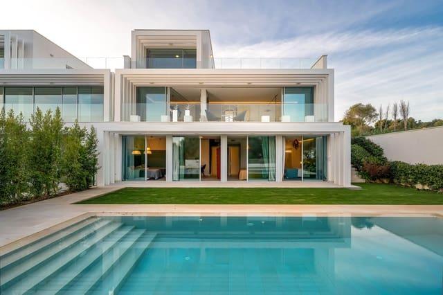 4 sypialnia Willa na sprzedaż w Sotogrande z basenem garażem - 750 000 € (Ref: 4233864)